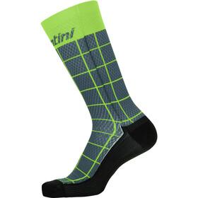 Santini Dinamo Printed Socks, military green